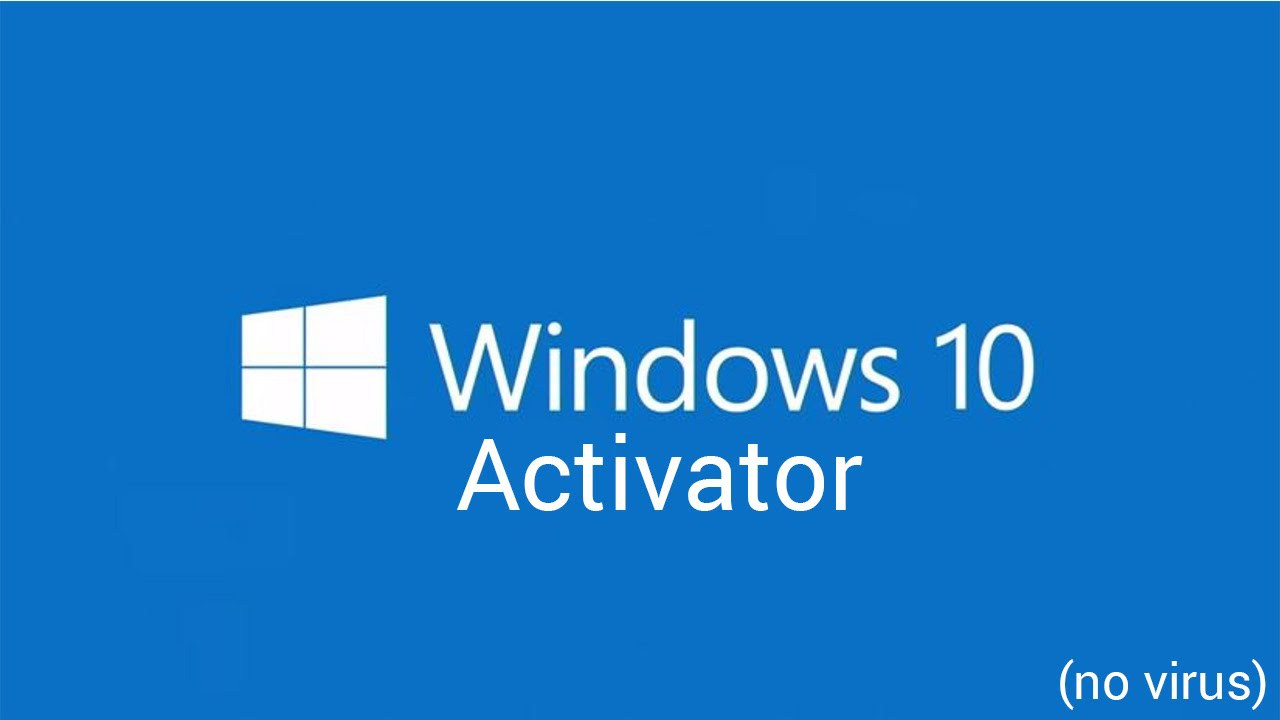 download windows activator for windows 10 pro 64 bit